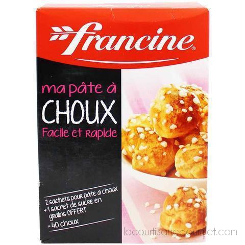 Francine French Choux Pastry Mix 11.9 Oz. (340G) - Mix - La Courtisane Gourmet Food