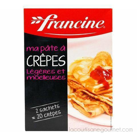 Francine - French Crepe Mix, 13.4 Oz - Mix - La Courtisane Gourmet Food