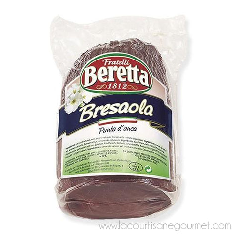 Fratelli Beretta - Bresaola Punta D'Anca 2.5 Pounds - Bresaola - La Courtisane Gourmet Food