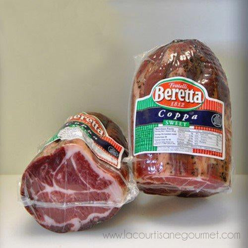 Fratelli Beretta - Coppa Ham 1 Pound - Coppa - La Courtisane Gourmet Food