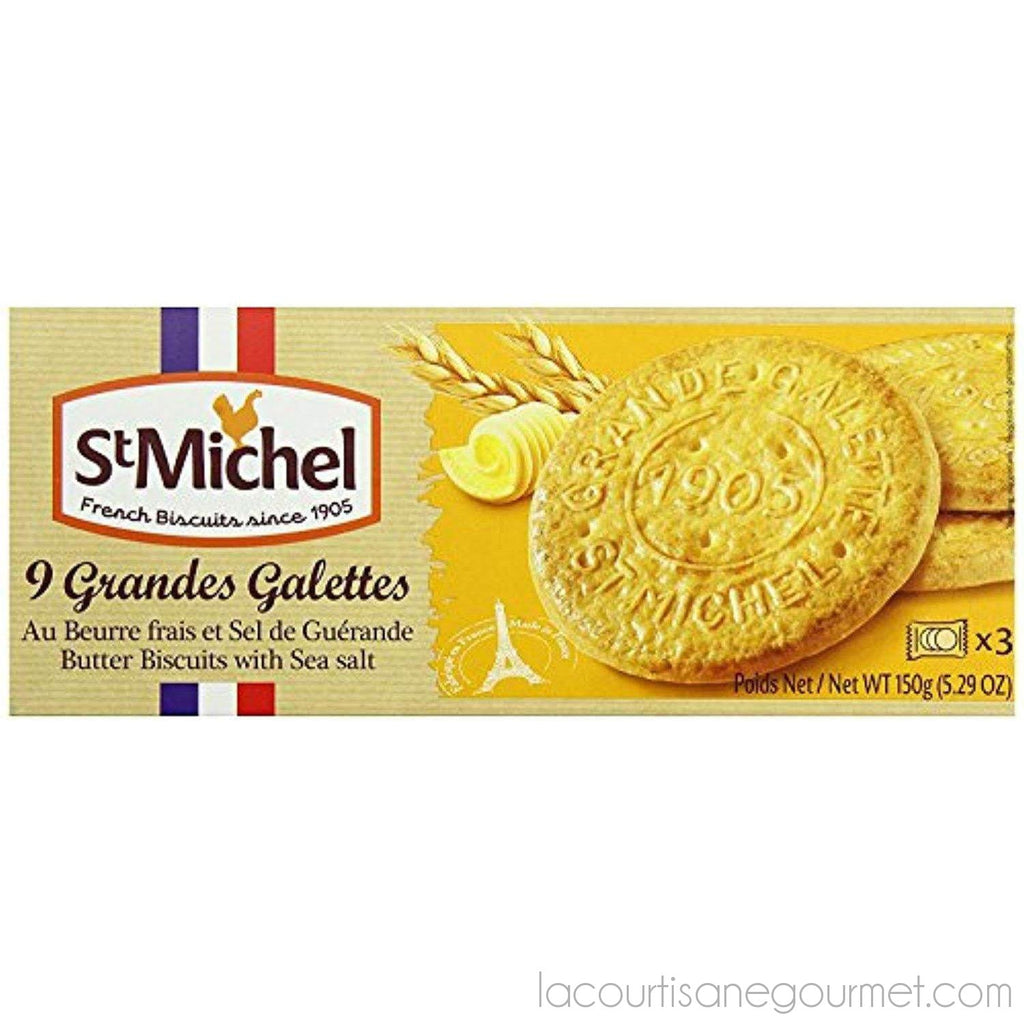 French Cookies Galettes St Michel - cookies - La Courtisane Gourmet Food
