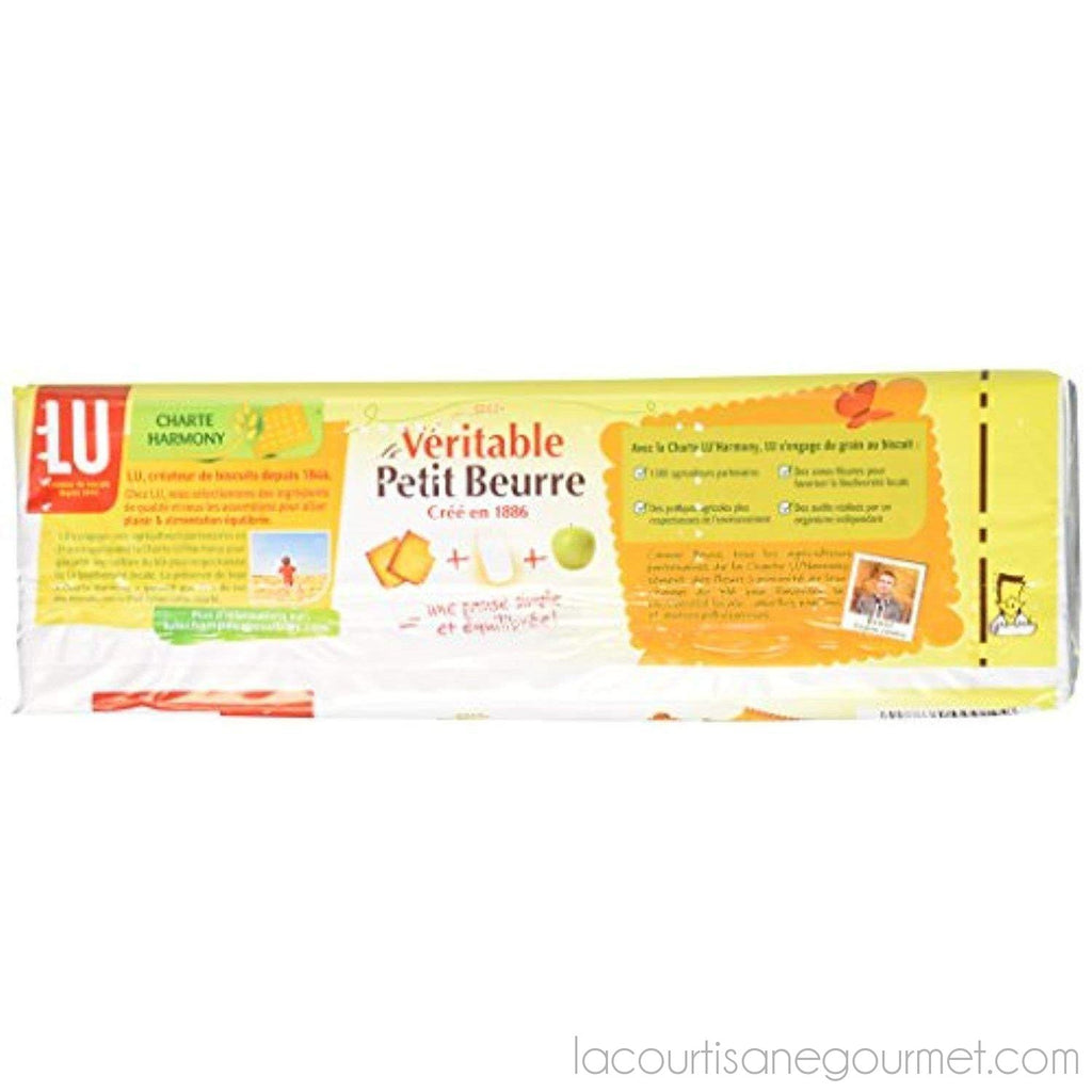 French Shortbread Lu-Petit Beurre-3 Bag Pack - cookies - La Courtisane Gourmet Food