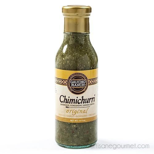 Gaucho Ranch - Chimichurri Sauce (Original) 14 Oz - Sauce - La Courtisane Gourmet Food