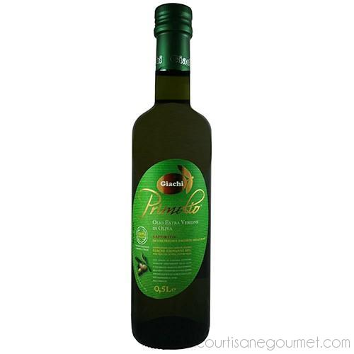 Giachi - Primolio Tuscan Extra Virgin Olive Oil 500 mls - Olive Oil - La Courtisane Gourmet Food