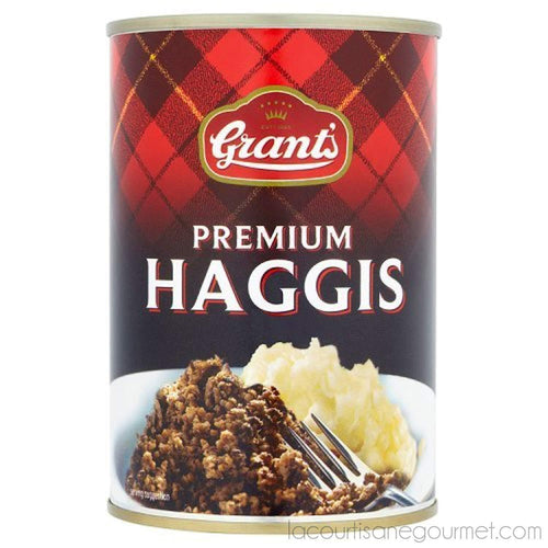 Grants Tinned Haggis 392 Gr - Canned Goods - La Courtisane Gourmet Food