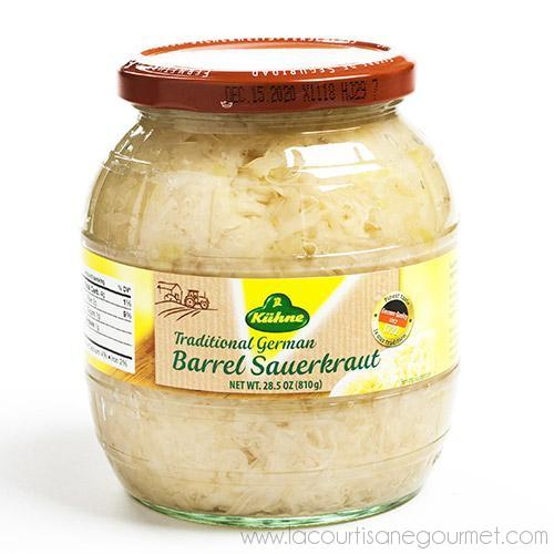 Gundelsheim - Barrel Sauerkraut 28.5 oz - Spread - La Courtisane Gourmet Food