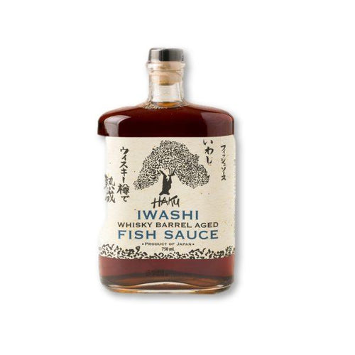 Haku - Fish Sauce Iwashi Barrel Aged - Fish Sauce - La Courtisane Gourmet Food