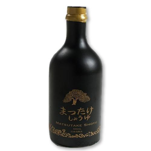 Haku - Matsutake Shoyu 500 Ml - Soy Sauce - La Courtisane Gourmet Food