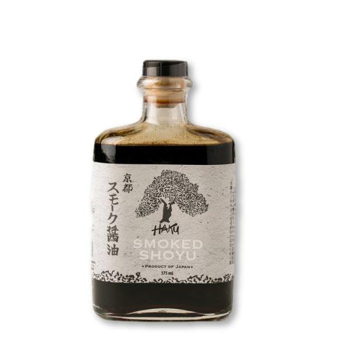 Haku - Smoked Shoyu 375 Ml - Soy Sauce - La Courtisane Gourmet Food