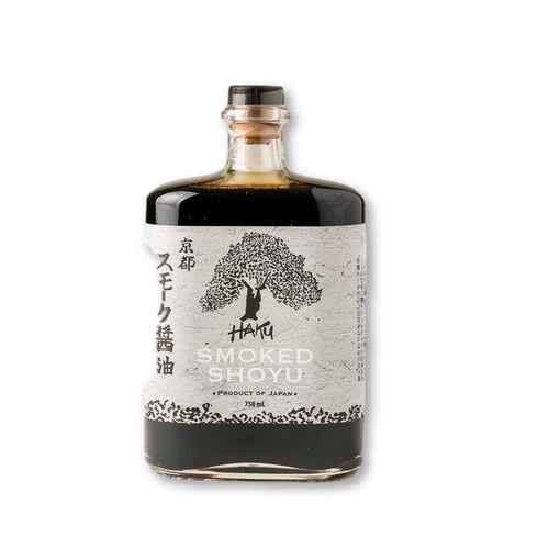 Haku - Smoked Shoyu 750 ml - Soy Sauce - La Courtisane Gourmet Food