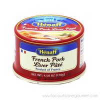 Henaff French Pork Liver Pate 4.5 Oz - Pate - La Courtisane Gourmet Food