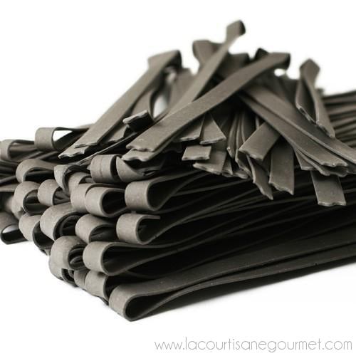 Italian Harvest - Tagliatelle with Black Squid Ink 1 Pounds - Pasta - La Courtisane Gourmet Food