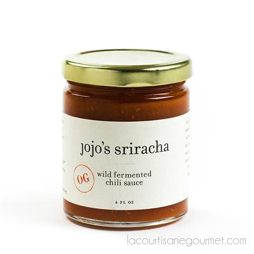 Jojo'S - Original Gangster Sriracha 6 Oz - Sriracha Sauce - La Courtisane Gourmet Food