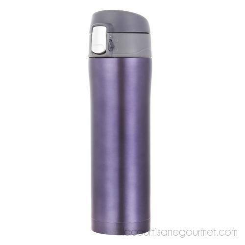 Kitchen Thermoses 450Ml Stainless Steel Insulated Thermal Bottle Cup Coffee Mug With Lid Darrafa Termica Travel Drinkware - Kitchen Ustensil - La Courtisane Gourmet Food