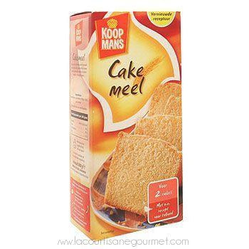 Koopman´s - Cake Flour 17.6 oz - baking powder - La Courtisane Gourmet Food