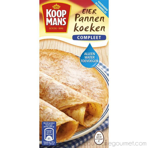 Koopman´s - Egg Pancake Mix 14.1 oz - Pancake - La Courtisane Gourmet Food