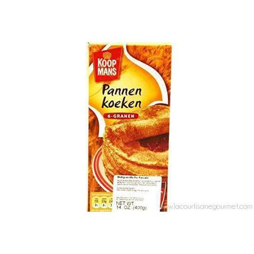 Koopman´s - Multi Grain Pancake Mix 14.1 oz - Pancake - La Courtisane Gourmet Food