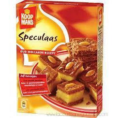 Koopman´s - Speculaas Mix 14.1 oz - Baking Ingredients - La Courtisane Gourmet Food