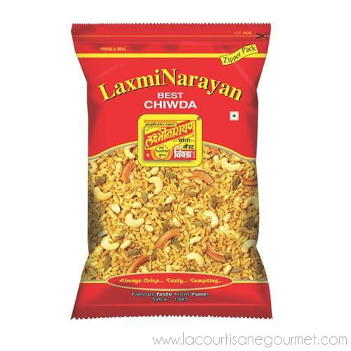 LaxmiNarayan - Best Chiwda 400 grams - Snack - La Courtisane Gourmet Food