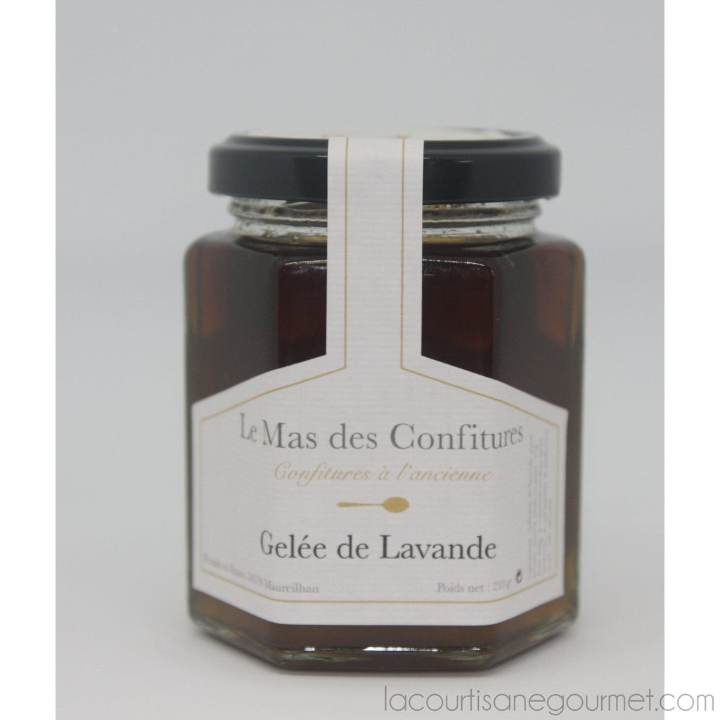 Le Mas Des Confitures - Lavender Jelly - Jellies - La Courtisane Gourmet Food