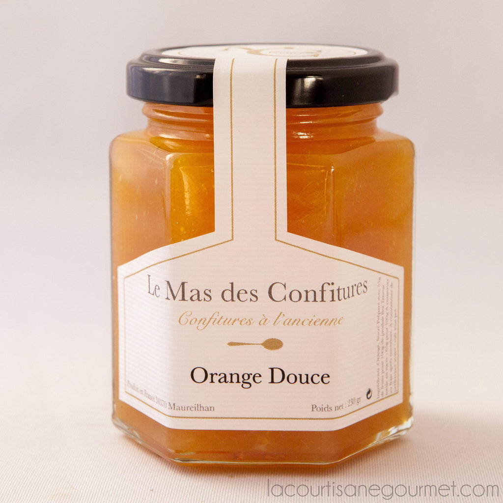 Le Mas Des Confitures - Orange Preserve - Preserve - La Courtisane Gourmet Food