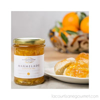 Les Toques Blanches Du Monde - Organic Orange Marmalade 8.81Oz (250G) - Preserve - La Courtisane Gourmet Food