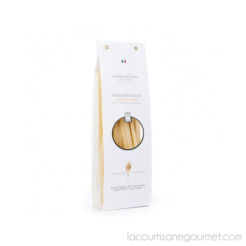 Les Toques Blanches Du Monde - Wheat Tagliatelle From Naples - 17.50Oz (500G) - Pasta - La Courtisane Gourmet Food