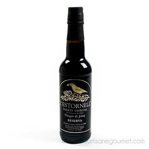 L'Estornell - Reserva Sherry Vinegar of Jerez 375 ml - Vinegar - La Courtisane Gourmet Food