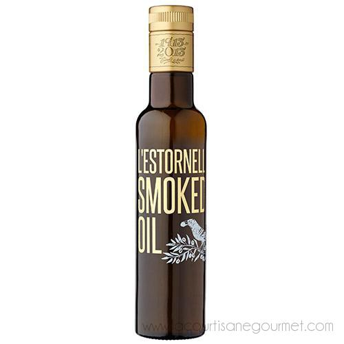 L'Estornell Smoked Extra Virgin Olive Oil - 250ml - Olive Oil - La Courtisane Gourmet Food