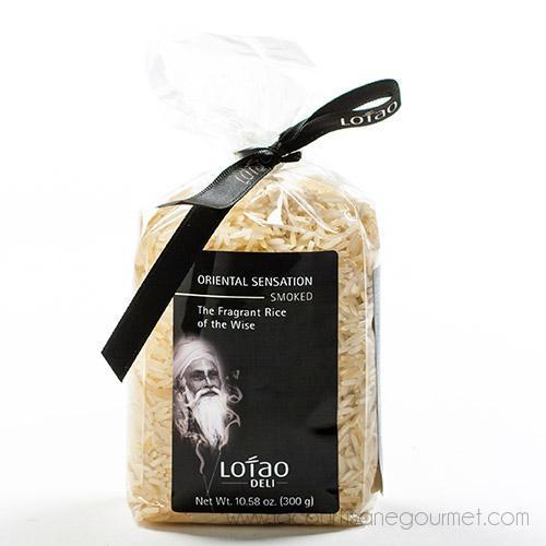 Lotao - Smoked Rice 10.58 Oz - Rice - La Courtisane Gourmet Food