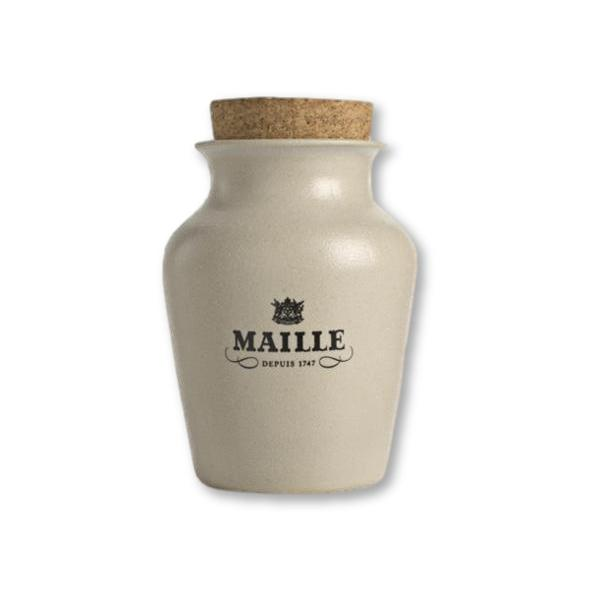 Maille - White Truffle Mustard With Chardonnay White Wine, Freshly Pumped 8.8Oz - Mustard - La Courtisane Gourmet Food
