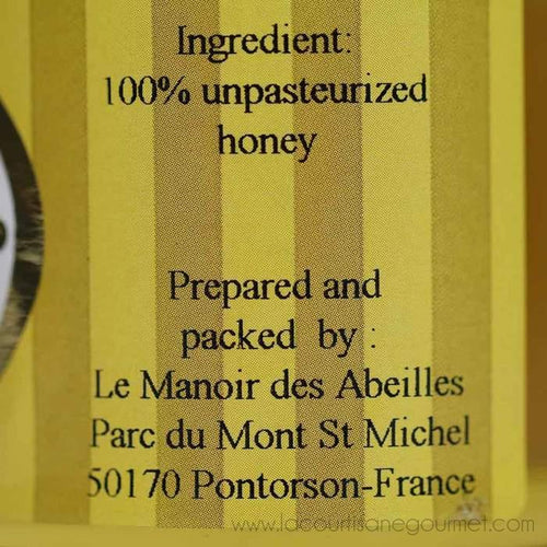 Maison Peltier - French Raw Acacia Honey, 250g - Honey - La Courtisane Gourmet Food