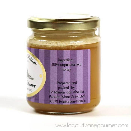 Maison Peltier - French Raw Lavender Honey, 250g (8.8 oz) - Honey - La Courtisane Gourmet Food