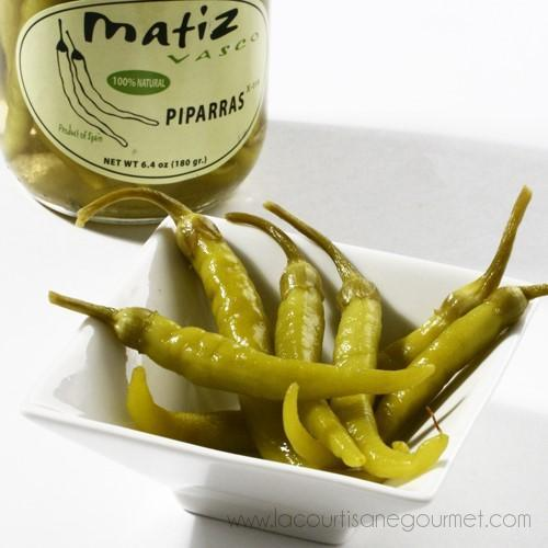 Matiz - Piparras 6.4 oz - Piparras - La Courtisane Gourmet Food
