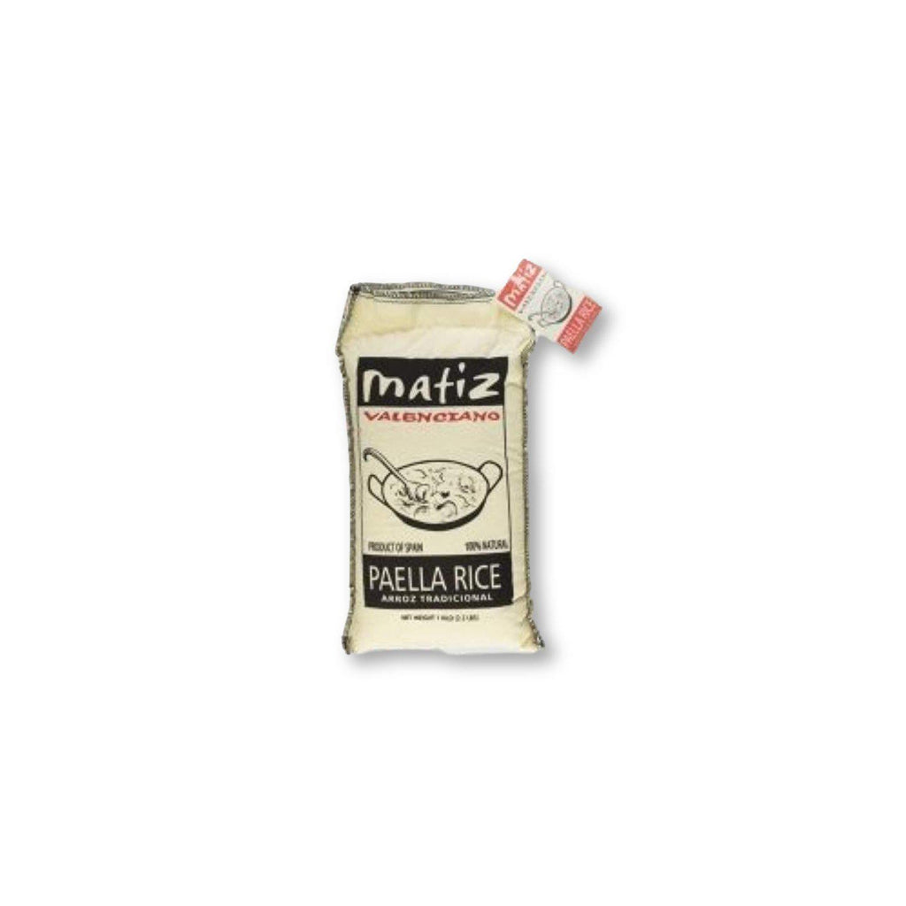Matiz Valenciano Paella Rice 2.2Lbs - Rice - La Courtisane Gourmet Food