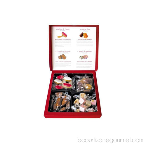 Maxim'S De Paris Assortment Of 32 French Specialities 7,2Oz (205G) - Chocolate - La Courtisane Gourmet Food