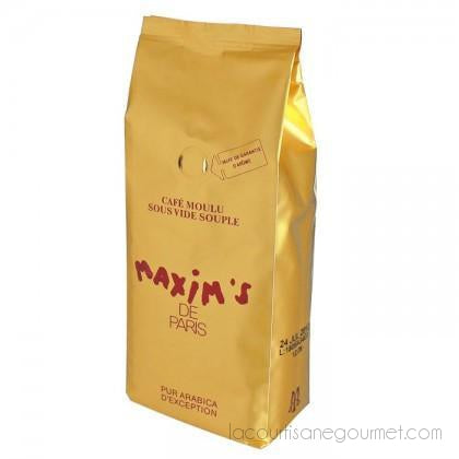 Maxim'S De Paris Coffee - Red Pack 8.82Oz (250G) - Coffee - La Courtisane Gourmet Food