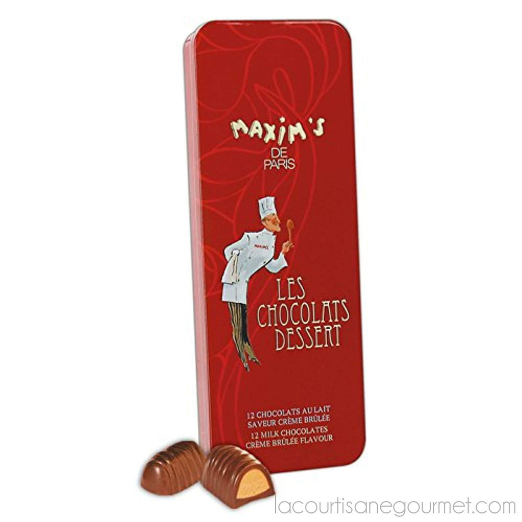Maxim'S Paris - Rouge - - La Courtisane Gourmet Food