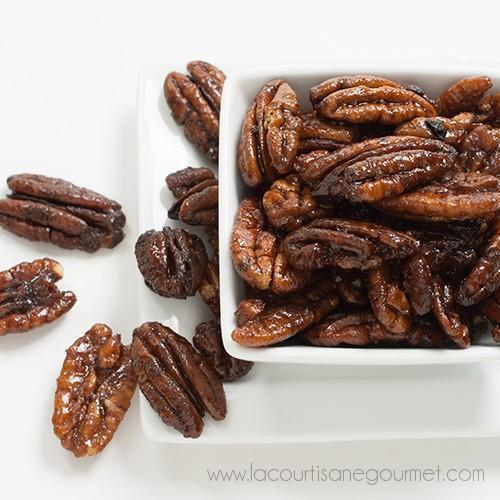 Mitica - Caramelized Pecans 4.4 oz - Nuts - La Courtisane Gourmet Food