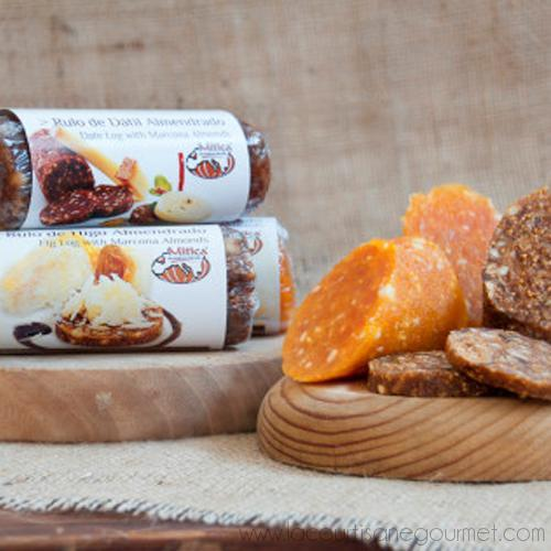 Mitica - Fruit Log 6.3 oz - Fruit - La Courtisane Gourmet Food