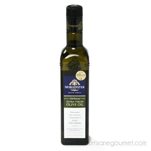 Morgenster Estate South African Extra Virgin Olive Oil 500 mls - Olive Oil - La Courtisane Gourmet Food