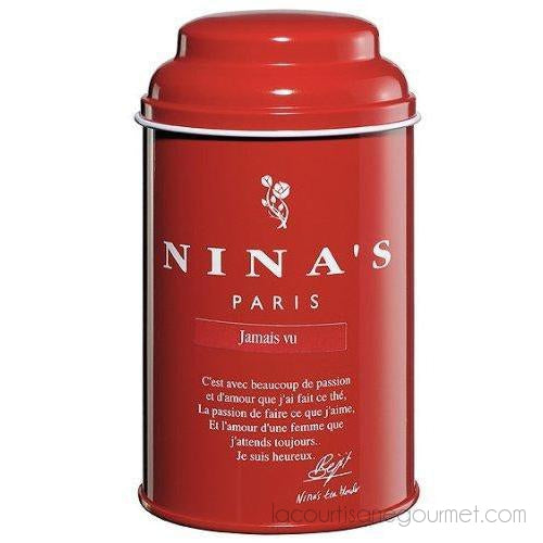 Nina'S Paris - Earl Grey - Tea - La Courtisane Gourmet Food