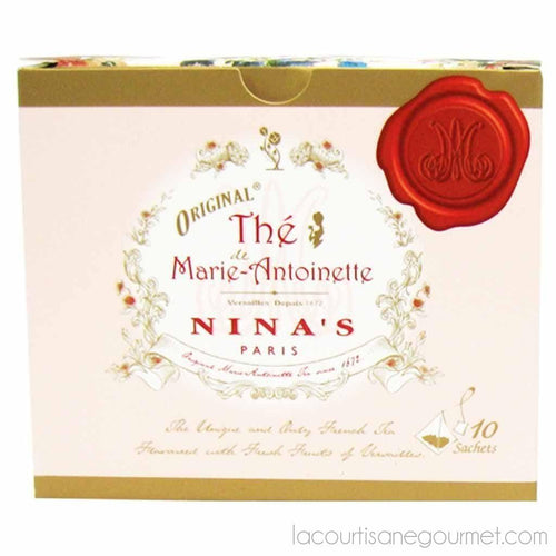 Nina'S Paris - Tea L'Original Marie-Antoinette 10 Tea Bags - Tea - La Courtisane Gourmet Food