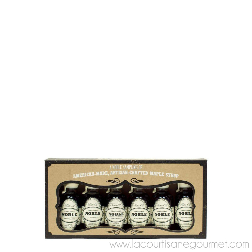 Noble Handcrafted - Petite Giftpack, 1 Gift Box - Syrup - La Courtisane Gourmet Food