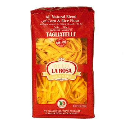 Pastificio La Rosa - Gluten Free Tagliatelle 8.8 oz - Pasta - La Courtisane Gourmet Food