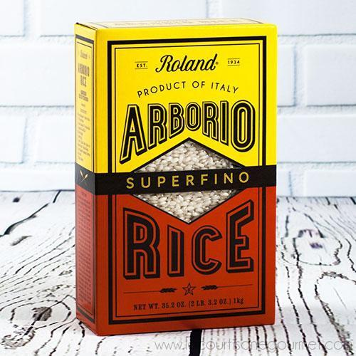 Roland - Arborio Rice Superfino Grade 35.2 oz - Rice - La Courtisane Gourmet Food