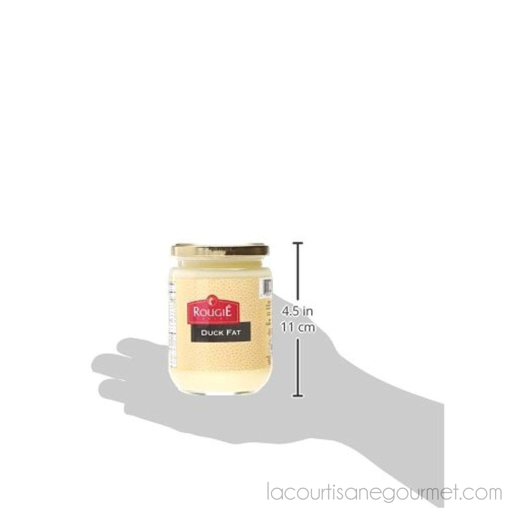 Rougie - Duck Fat, 11.28 Oz (320G) - Duck - La Courtisane Gourmet Food