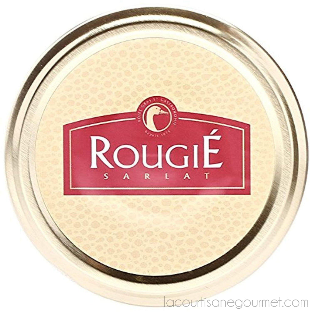 Rougie - Perigord Terrine With 20% Foie Gras 2.8Oz (80G) - Pate - La Courtisane Gourmet Food