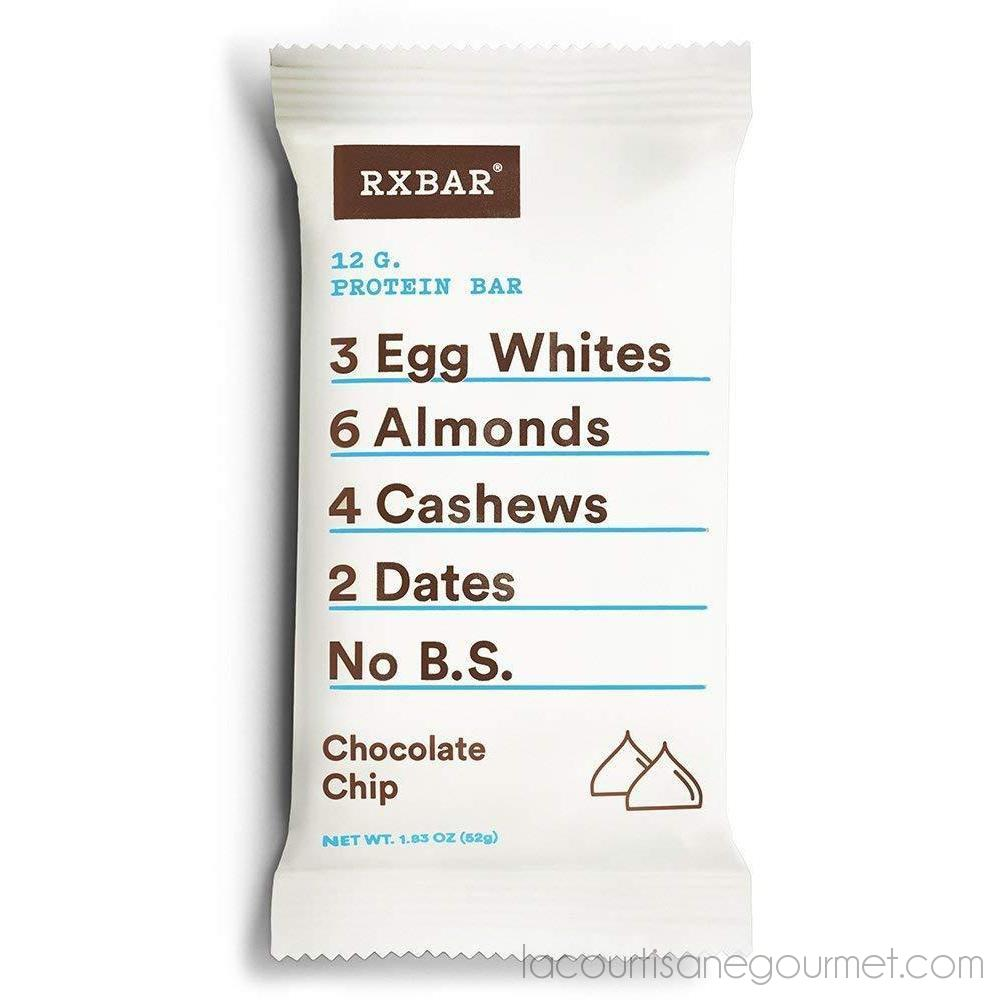 Rxbar Whole Food Protein Bar, Coconut Chocolate, 1.83Oz Bars, 12 Count - Bar - La Courtisane Gourmet Food