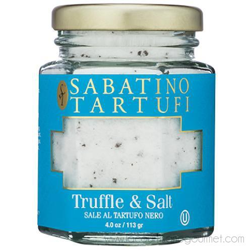 Sabatino Tartufi - Truffle Sea Salt 4 Oz - Salt - La Courtisane Gourmet Food